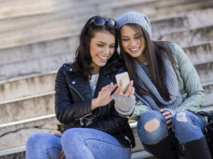 Half of Young People Are Watching Mobile Video Daily